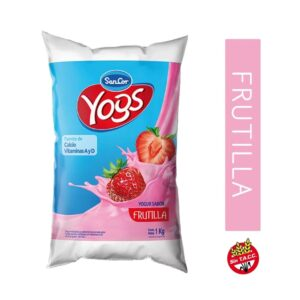 Yogurt Entero Yogs Bebible Multivitaminas 1 Kg