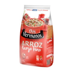Arroz Dos Hermanos Largo Fino 1 Kg